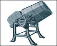 Oblique Tumbling Barrel Polishing Machine