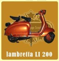 Lambretta Li 200 Scooter