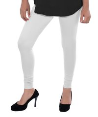 FFT Low Waist White Ankle Legging