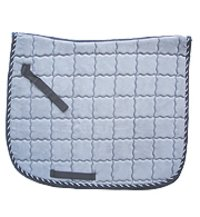 Suede Fabric Saddle Pad