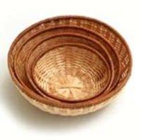 Round Woven Baskets