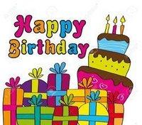 Birthday Card Gifts