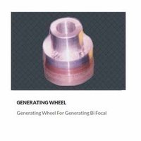 Optical Lens Curve Generating Wheel