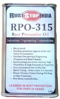 Rust Stop RPO-315 Rust Preventive Oil