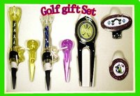 Big Golf Gift Set With Marker Tool 2tees