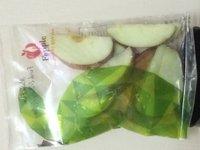 Frozen Apple Slices