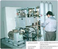 Hydraulic System For Diverters