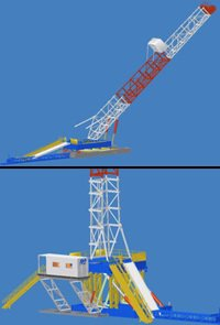 TF Type Drilling Rig