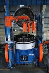 Mechanical Tyre Curing Presses