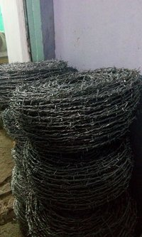 Heavy Duty High Tensile Barbed Wire