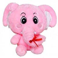 Plush Appu Elephant Soft Toy 35 Cm