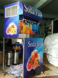 Soda Making Machine (6+2)