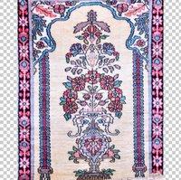 KashmiriArt silk carpet