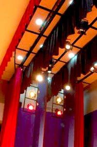 Portable Auditorium Stage Lighting