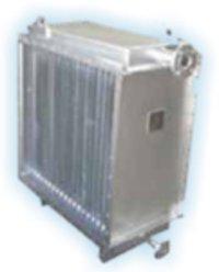 Thermic Fluid (Hot Oil) Heated Air Heaters