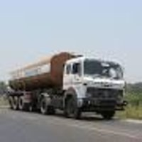 Vegetable Oil Tanker Trailer