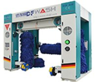 Automatic Roll-Over Car Wash Machine