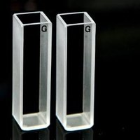 Glass And Quartz Cuvette