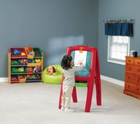 Easel For Two Children