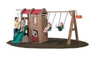Naturally Playful Adventure Lodge Play Center