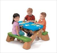 Play Up Fun Fold Jr. Picnic Table