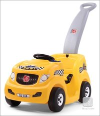 Push Around Taxi For Children