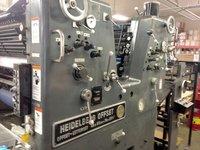 Used 1972 Heidelberg Sormz Printing Machines (Gray)