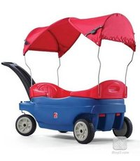 Versa Wagon With Canopy For Children