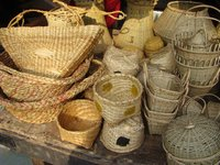 Designing Bamboo Basketry