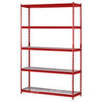Mild Steel Covered Slotted Angle Rack