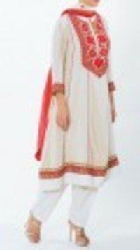 Gulshan White Suit