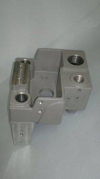 Aluminium Alloy Casting Motor Holder
