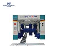 Tunnel Car Wash Machine