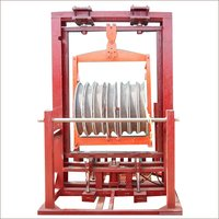 Durable Sheave Rollers Test Bench