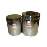 Kitchen Stainless Steel Canister