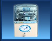 Rapid Grate Water Filter