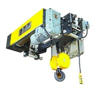 Indef Ur Series Wire Rope Hoists