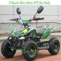 49CC Mini ATV Moto Bike with Emergency Stop Device