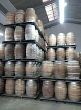 Used Whisky Drums
