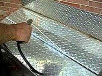 Industrial Aluminium Arc Welding Service