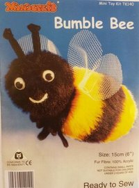 Fabric Bee Toy