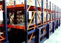 Heavy Duty Mobile Storage System