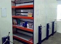 Semi Heavy Duty Mobile Storage System