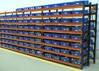 Semi Heavy Duty Shelving System