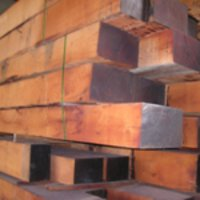 Teak Wood Squares From Tanzania