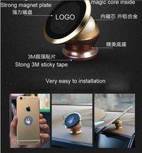 360 Revolving Magnetic Support Mobile Phone Car Holder