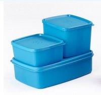 3 Pc. Mini Fridge Set-Blue