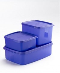 3 Pc. Mini Fridge Set-Violet
