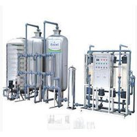 Mineral Water Production Plant