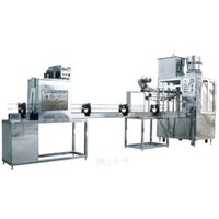 Semi Bottle Filling Machine